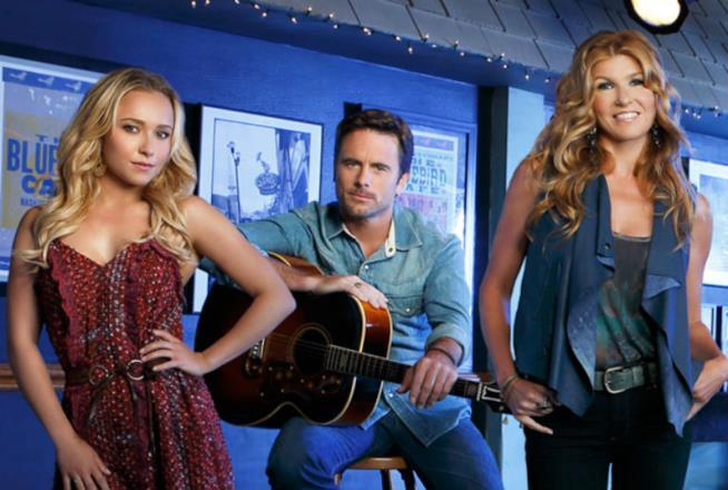 Uno scatto del cast di Nashville