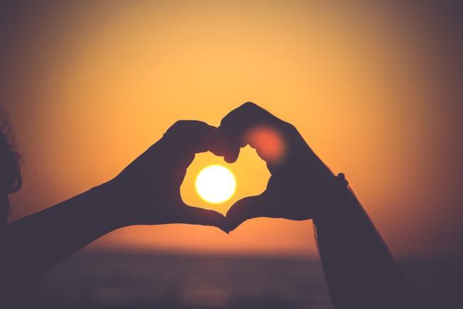 Sole nel cuore