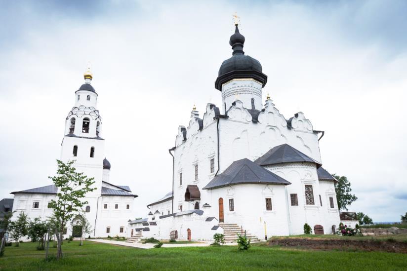 Il complesso monastico dell'Assunzione di Svijažsk