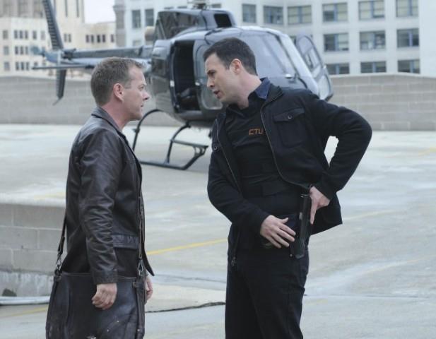 Jack Bauer e Cole Ortiz di 24