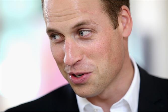 William sarà il testimone dello sposo