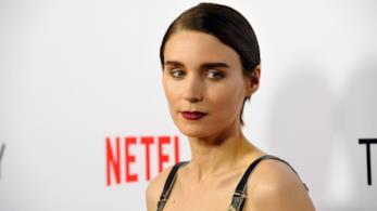 Rooney Mara alla prèmiere de La scoperta, film di Netflix