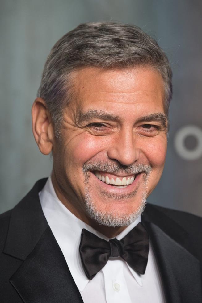 Il viso perfetto di George Clooney