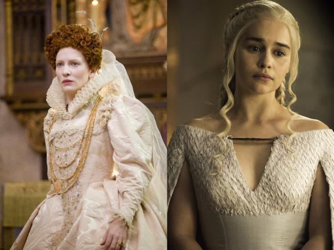 Paragone tra Daenerys e Elizabeth I