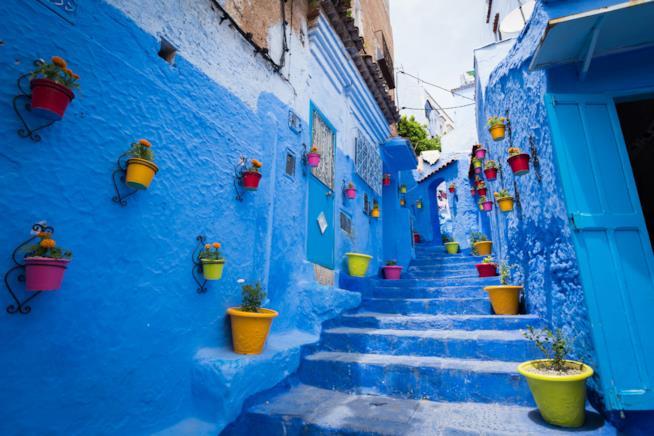 Chefchouen, Marocco