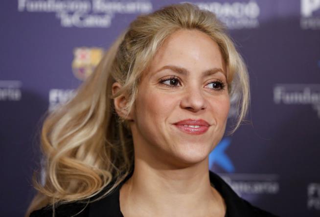 La cantante Shakira annuncia il suo El Dorado World Tour