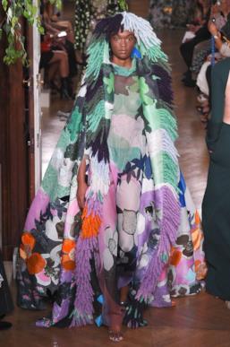 Sfilata VALENTINO Collezione Alta moda Autunno Inverno 19/20 Parigi - ISI_3488