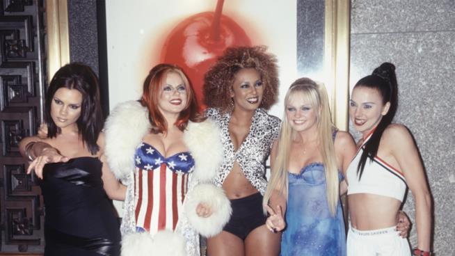 Il ritorno delle Spice Girls