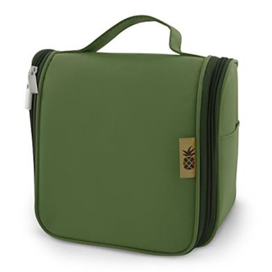 Beauty case verde