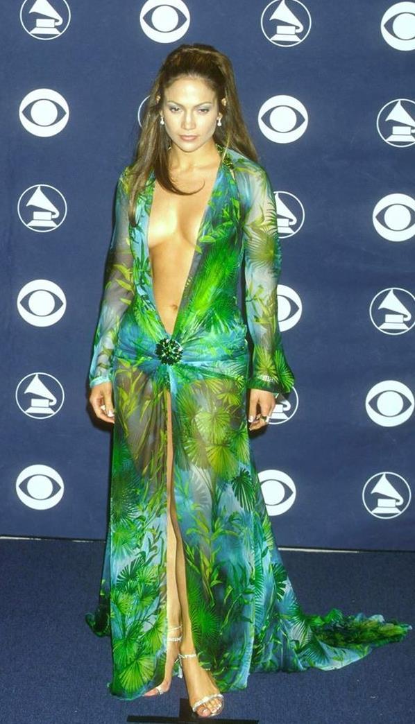 Jennifer Lopez ai Grammy del 2000