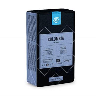 """Caffè tostato macinato """"Colombia"""""""