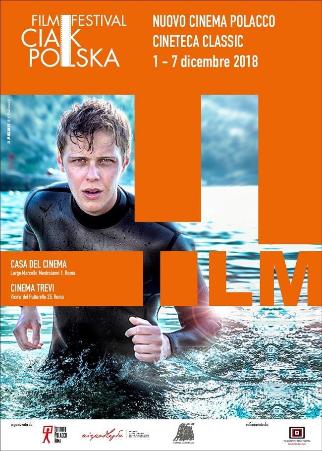 La sesta edizione del CiakPolska Film Festival,