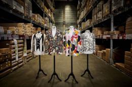 I tessuti Ikea nella collezione firmata William Hunt