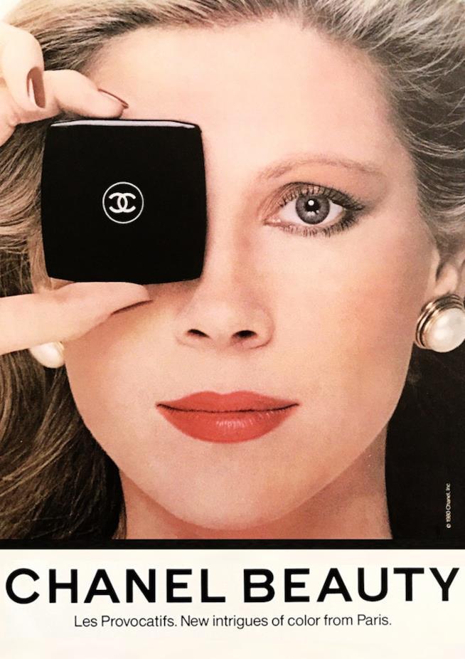 Chanel Beauty 1980
