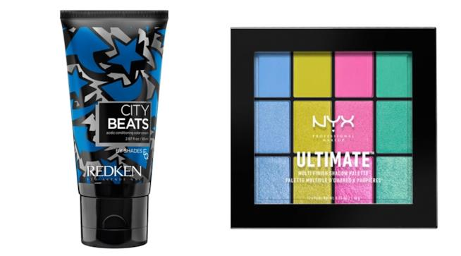 Il marchio Redken crea City Beats colori ispirati a New York insieme alle nuance della palette Nyx