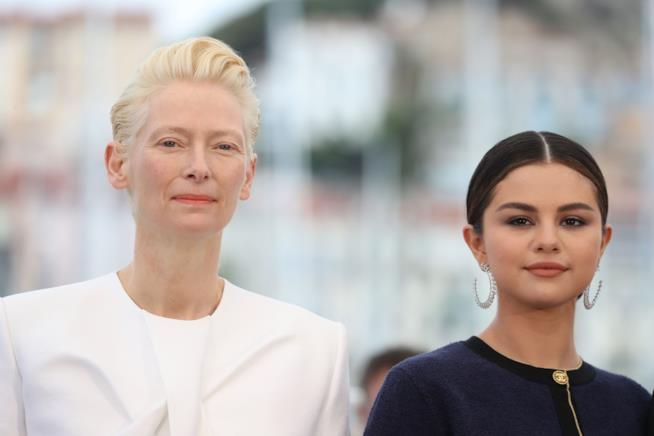 Swinton - Gomez - Cannes 2019