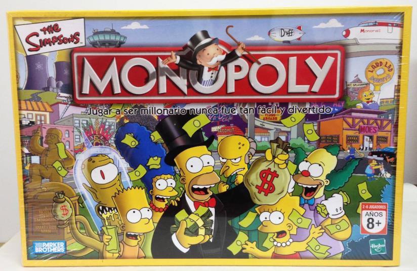 Il Monopoli dei Simpson