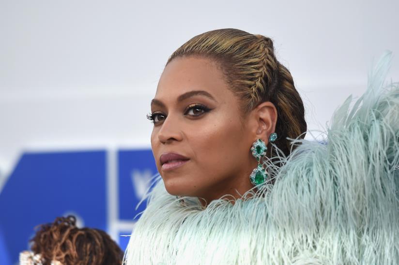 Beyoncé ad un evento.