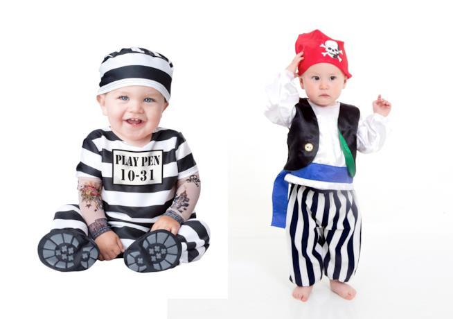 Bambini pirata e galeotto