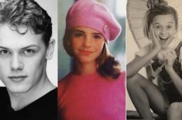 Sam Heughan, Emma Watson e Reese Wiitherspoon