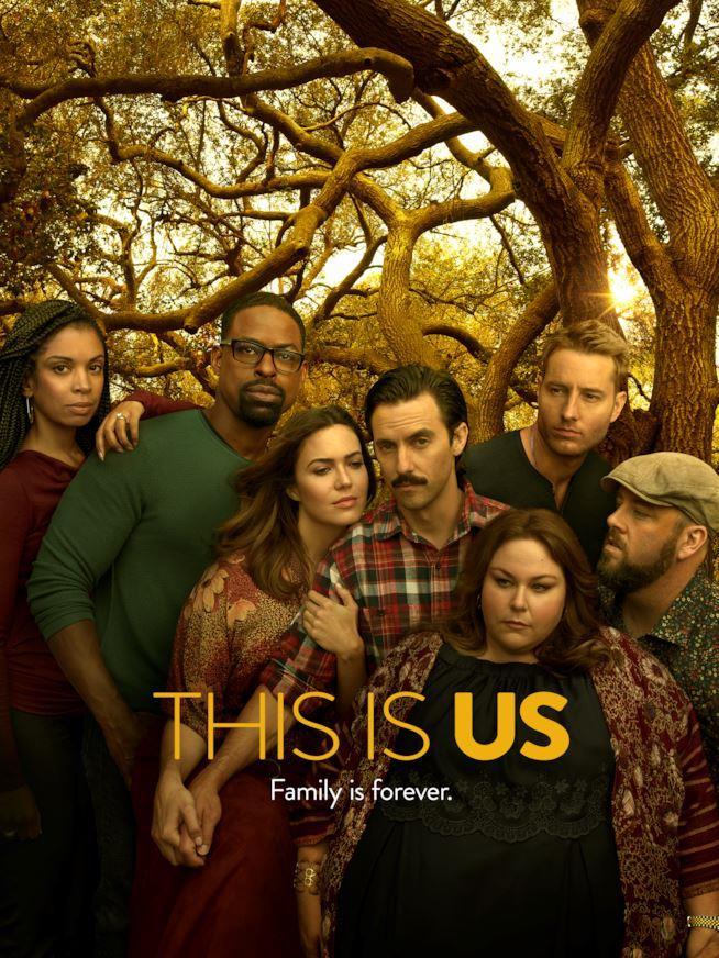 This Is Us 3: il poster della nuova stagione