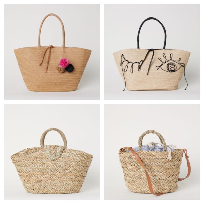 più amato 9477c a112f La collezione estiva di H&M: i nuovi accessori di tendenza
