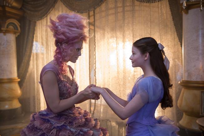 Keira Knightley nel cast di Lo Schiaccianoci