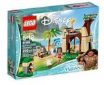 LEGO Disney Princess L'Avventura sull'Isola di Vaiana