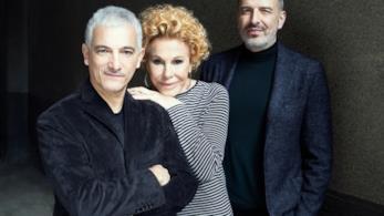 Ornella Vanoni, Pacifico e Bungaro per Sanremo 2018