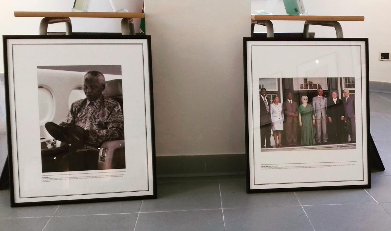 Nelson Mandela, la mostra