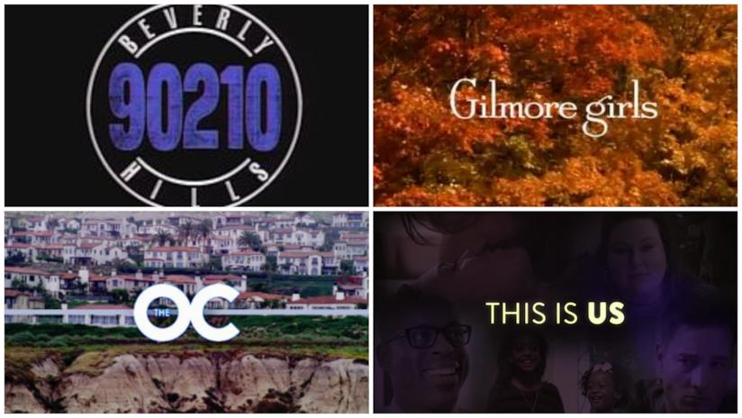 Beverly Hills 90210, Una mamma per amica, The O.C. e This Is Us