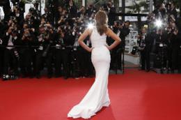Una diva sul red carpet degli Oscar