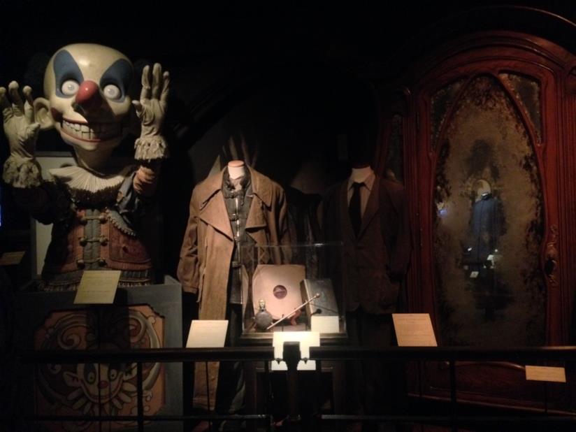 Oggetti esposti a Harry Potter: The Exhibition a Milano