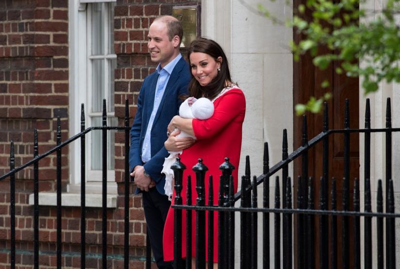 William e Kate dopo la nascita del royal baby