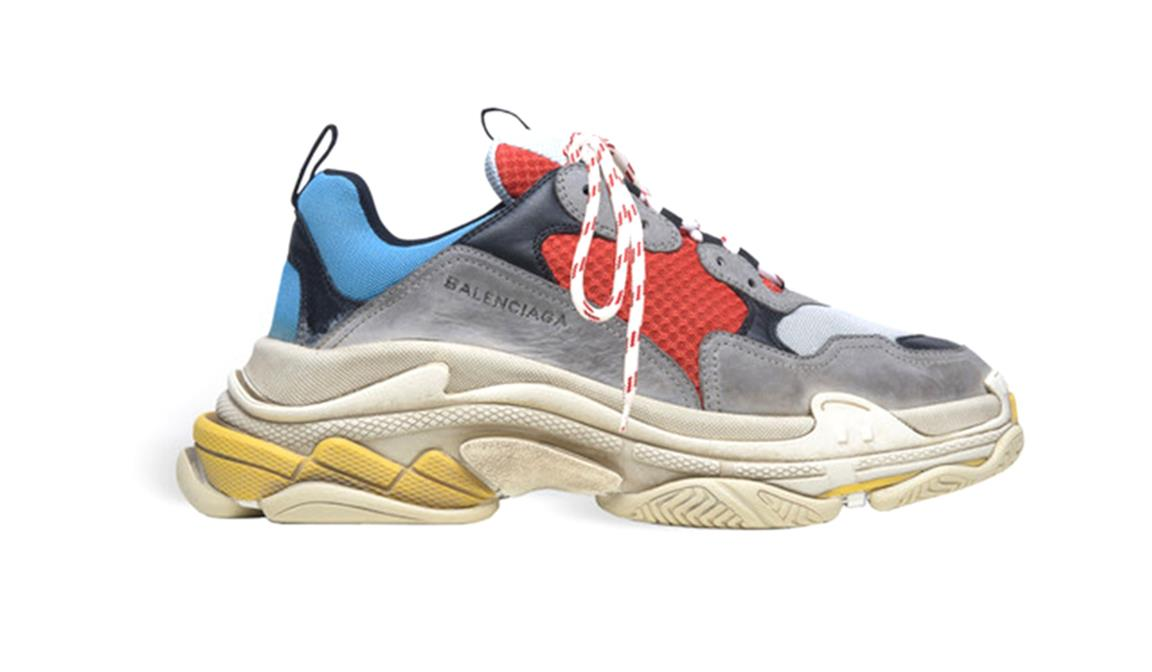 Laterale Triple S