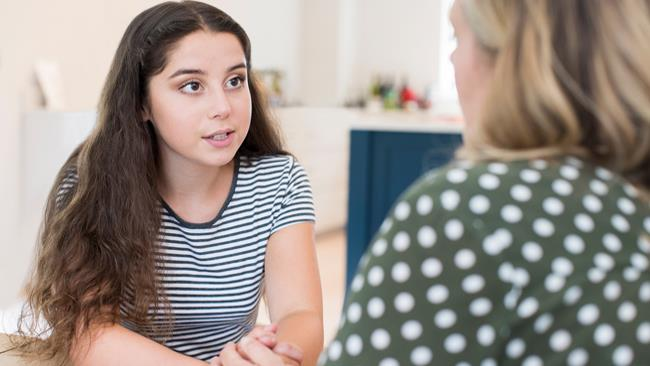 Genitori e figli: confronto sulla sessualità