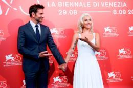 Bradley Cooper e Lady Gaga a Venezia 75