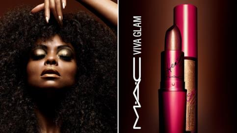 MAC Taraji P. Henson Viva Glam 2 Collection