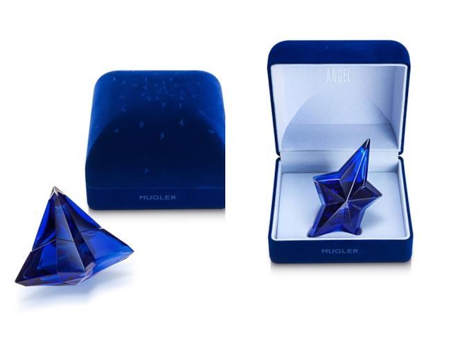 Il profumo Angel di Mugler nella limited edition Etoile Saphir un regalo natalizio