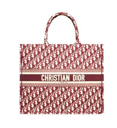 Borsa Dior Book Tote Dior Oblique