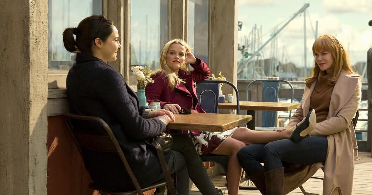 Shailene Woodley, Reese Witherspoon e Nicole Kidman