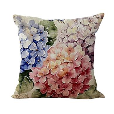 Federe Cuscino a fiori