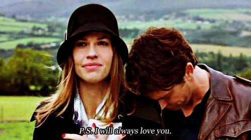 Una scena di P.S. I Love You