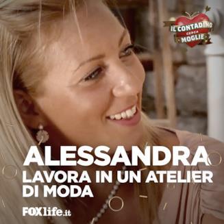 Alessandra, corteggiatrice Il Contadino Cerca Moglie 3