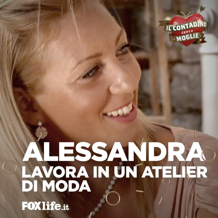 Alessandra Il Contadino Cerca Moglie 3