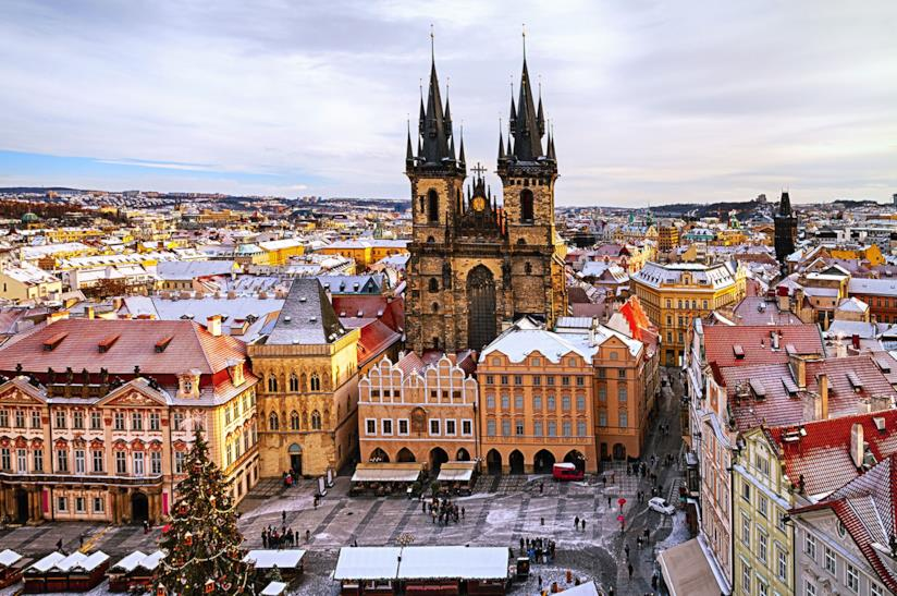 Capodanno a Praga in Repubblica Ceca