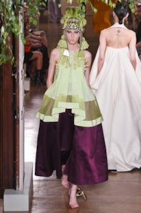 Sfilata VALENTINO Collezione Alta moda Autunno Inverno 19/20 Parigi - ISI_3351