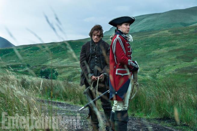 John tiene legato Jamie