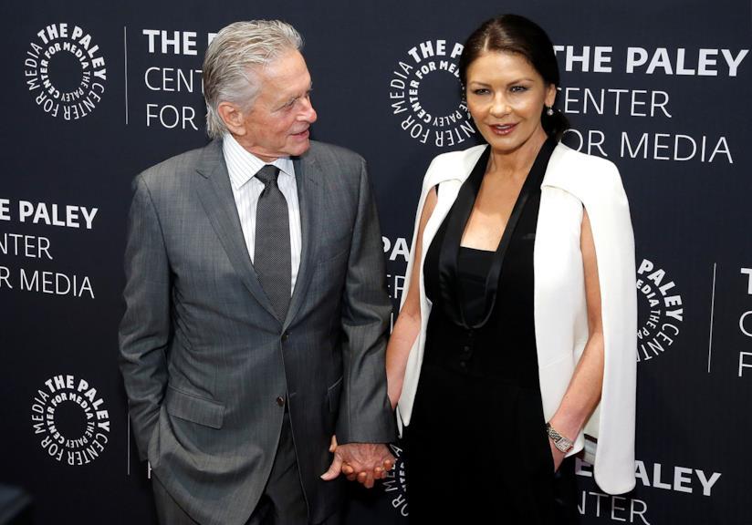 Michael Douglas e Catherine Zeta-Jones