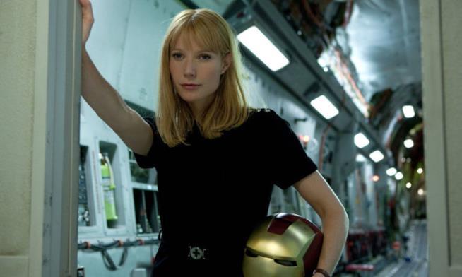 Gwyneth Paltrow è Pepper Potts in Iron Man 3